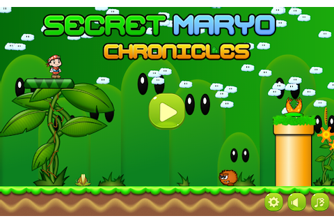 Secret Maryo Chronicles - Android Apps on Google Play