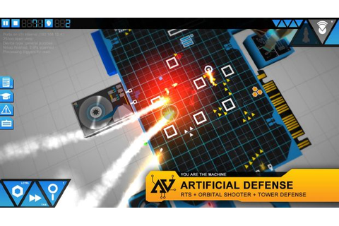 Artificial Defense Free Download (v1.0.2.0) « IGGGAMES