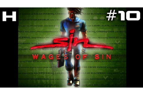 SiN Wages of Sin Walkthrough Part 10 - YouTube