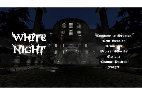 White Night | Art as Games