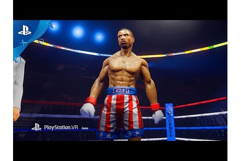 """Creed - Rise to Glory"" Trailer : PSVR"
