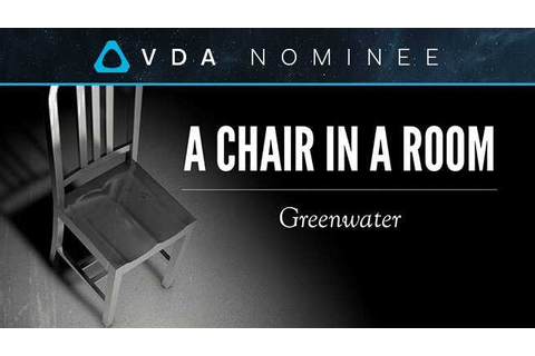 A Chair in a Room: Greenwater (PC)