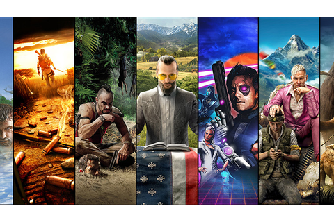 Sito Ufficiale Ubisoft - Far Cry franchise