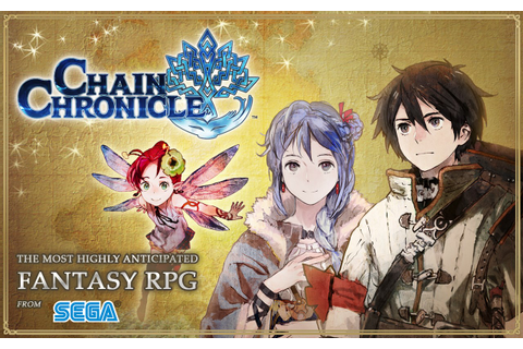 Chain Chronicle – RPG Download