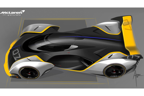 McLaren Ultimate Vision Gran Turismo concept (2017) for ...