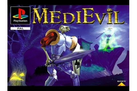 CGRundertow MEDIEVIL for PlayStation Video Game Review ...