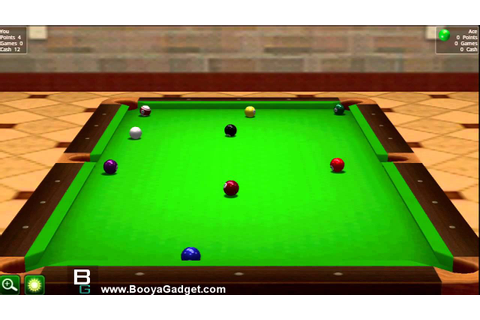 Review Pool Break Pro Best Billiards Pool Game for Android ...