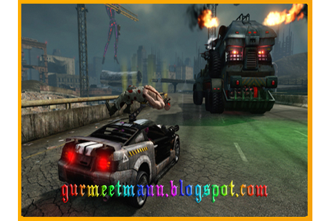 Twisted Metal 2 Full Pc Game Highly Compressed Pc game ...