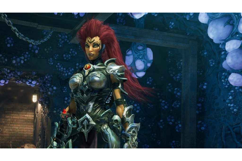 New Darksiders 3 gameplay released - PlayStation Universe