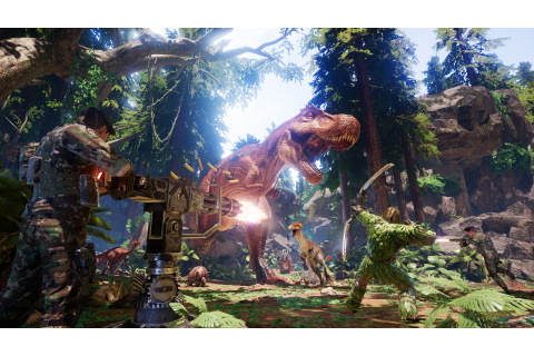 ARK Park - Tai game | Download game Hành động