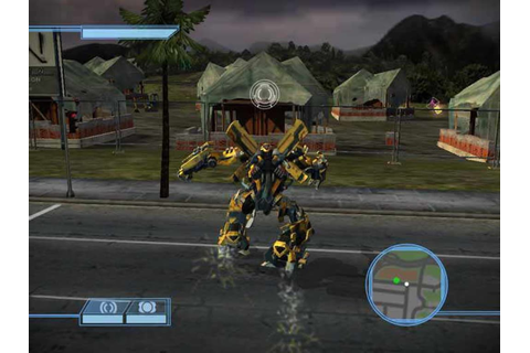 Transformers The Game - Descargar
