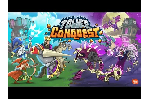 Tower Conquest (Part 1) Strategy Defense Games Videos ...