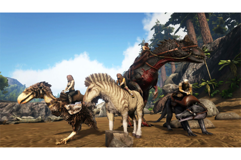 Ark: Survival Evolved Released On the Switch - mxdwn Games