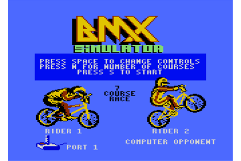 Download BMX Simulator - My Abandonware