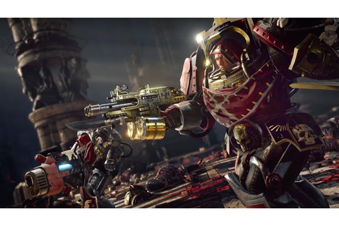 Space Hulk: Deathwing Enhanced Edition Official Gameplay ...