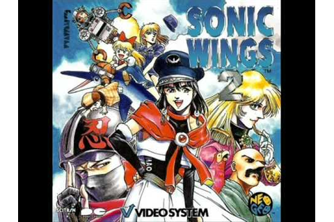 Sonic Wings 2 OST - Japan Stage (Arcade) - YouTube