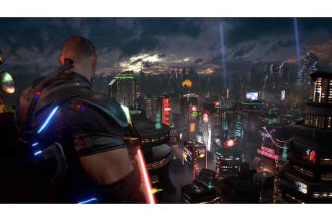 Crackdown 3 (finally) proves why Microsoft put Xbox One's ...