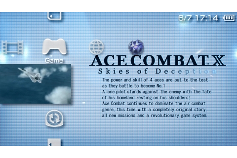 Ace Combat X: Skies of Deception Screenshots for PSP ...