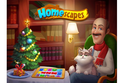 Homescapes IPA Cracked for iOS Free Download