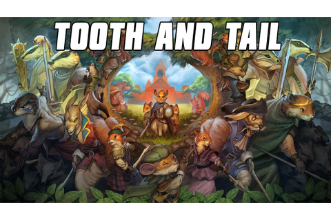 Tooth and Tail Multiplayer 2v2 - Redwall Vs Surreal - YouTube