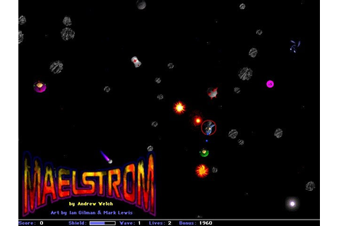 Maelstrom Screenshots, Pictures, Wallpapers - Macintosh - IGN