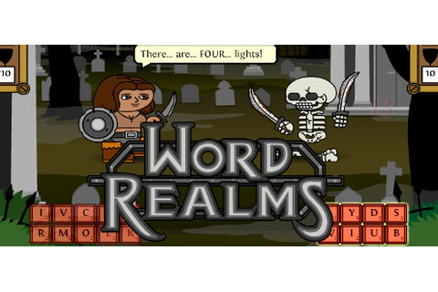 Word Realms - Walkthrough, Tips, Review