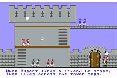 Download Rupert and the Toymaker's Party (Commodore 64 ...