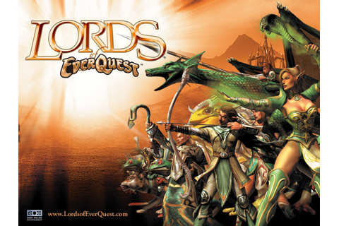 "Not Just MMO – Looking Back at ""Lords of EverQuest"" – The ..."