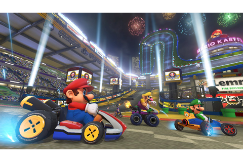 Mario Kart 8 review: shell game | Polygon
