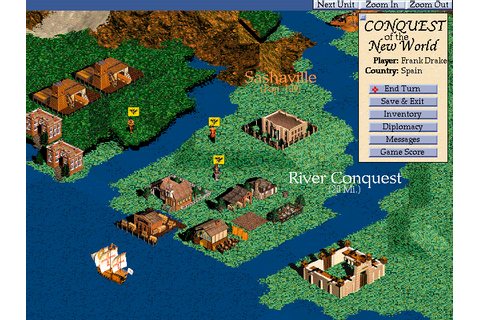 Download Conquest of the New World | DOS Games Archive