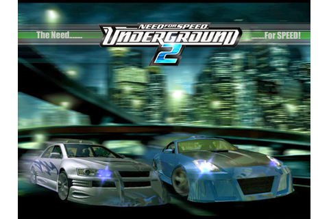 Need For Speed Underground 2 PC Game - Free Download PC ...