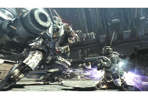 Console Gaming: Vanquish Game Review