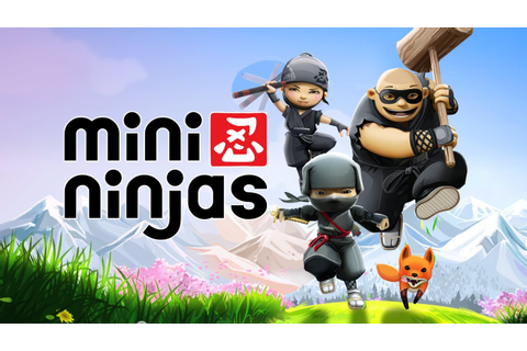 "Mini Ninjas: Walkthrough Level 1 - ""Ninja Mountains"" (PC ..."