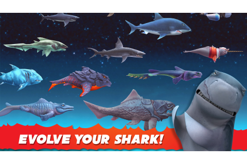 Amazon.com: Hungry Shark Evolution: Appstore for Android