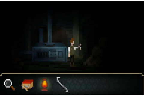 Experience 8-Bit Horror In The Last Door Indie PC Game ...