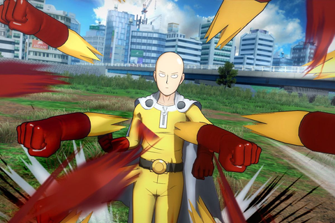 One Punch Man: A Hero Nobody Knows (Multi) chegará dia 28 ...