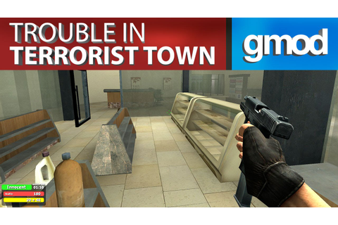 Mindcrack Trouble in Terrorist Town: The Last Game ...