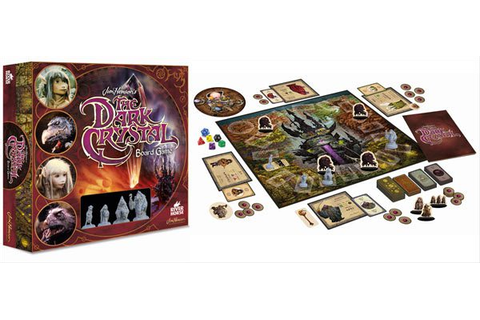 Jim Henson's The Dark Crystal: The Board Game Actually ...