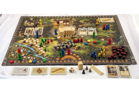 The best of Mayfair Games: Settlers of Catan, Agricola ...