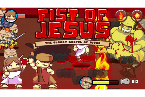 Fist Of Jesus | BEST GAME EVER?! - YouTube