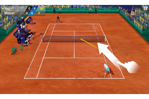 5 Best Free Tennis Games for Android | Innov8tiv
