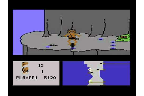 C64 Longplay - Grogs Revenge - YouTube