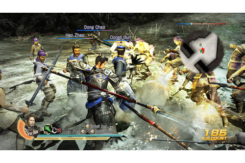 Dynasty Warriors 8: Complete Edition strikes Steam on May 13