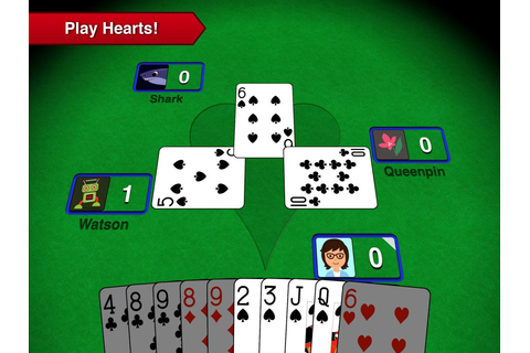 Hearts + APK Download - Free Card GAME for Android ...