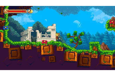 Iconoclasts Gameplay - YouTube