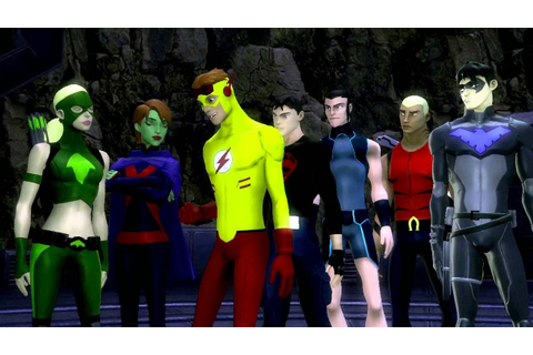 Dream Games: Young Justice - Legacy