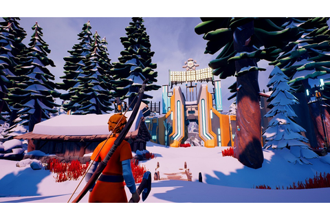 Snowy Battle Royale Game Darwin Project Goes Free-to-Play ...