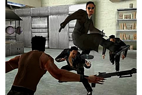 Enter The Matrix Game - Free Download Full Version For PC