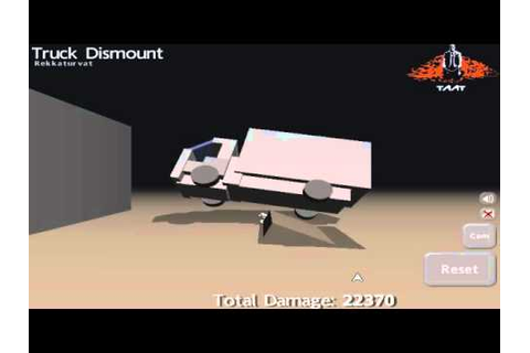 Truck Dismount Gameplay Commentary - YouTube
