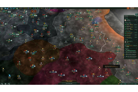The bone-dry sci-fi of Stellaris, a game that doesn't even ...